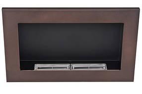Биокамин Nice-House 65x40, коричневый,ароматезатор