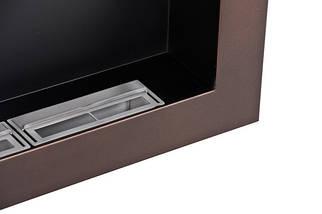 Биокамин Nice-House 65x40, коричневый,ароматезатор, фото 3