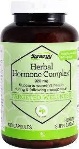Vitacost Synergy Herbal Hormone Complex комплес трав при менопаузе  920 мг 180 капс
