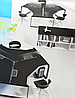 Офисный стол угловой под 45 KBS, фото 4