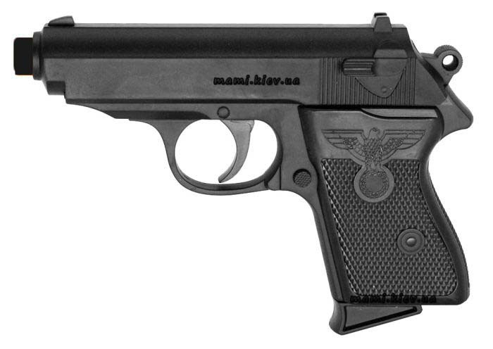 Пистолет Cyma ZM02 металлический