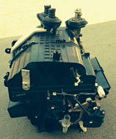 Моторчик заслонки печки Nissan Murano 3.5 V6 / Z50 3k01030851 / 3j01030850