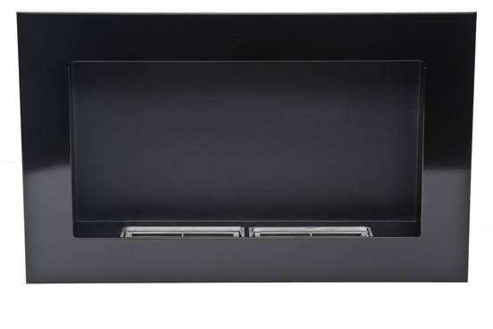 Биокамин Nice-House 65x40, черный,глянцевый,,ароматезатор, фото 2