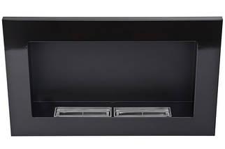 Биокамин Nice-House 65x40, черный,глянцевый,,ароматезатор, фото 3