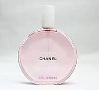Тестер. Женская туалетная вода Chanel Chance Eau Tendre (Шанель Шанс Эу Тендер) 100 мл