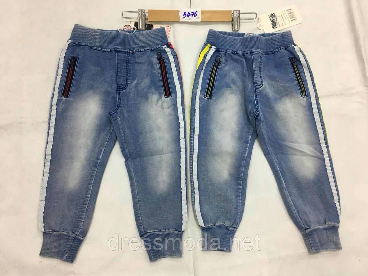 Брюки под джинс для мальчиков F&D 1-5 лет