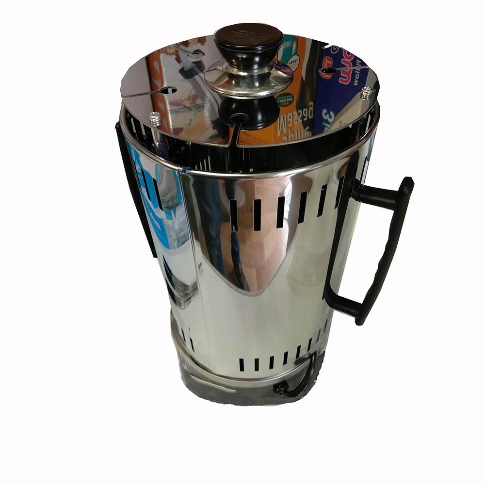 Электрошашлычница BBQ 1000W  SW-5 5 шампуров  + ПОДАРОК: Держатель для телефонa L-301