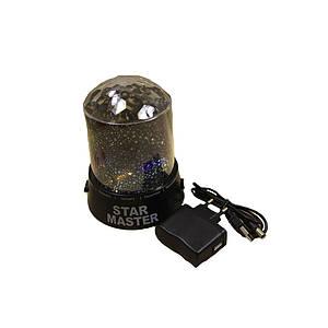 Ночник звездного неба Star master  (тип 3) + адаптер