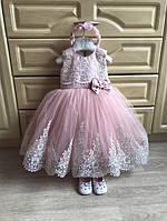 591749f6e0d Нарядное платье на годик в Украине. Сравнить цены
