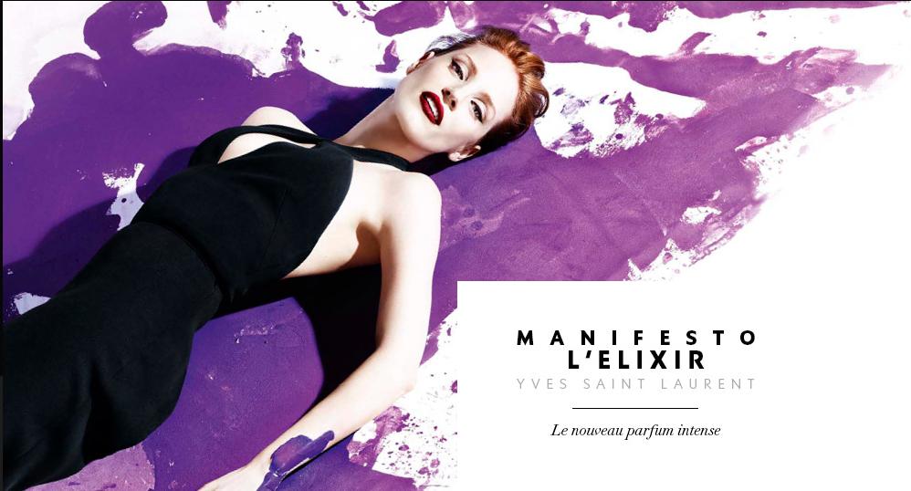 Yves Saint Laurent Manifesto Lelixir парфюмированная вода 90 Ml