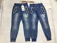 Брюки под джинс на мальчика оптом, F&D, 4-12 рр