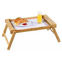 Столик накроватный бамбуковый, Kesper 77615