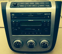 Панель управления функционированием систем отопления/ вентиляции/ кондиционирования  Nissan Murano 3.5 V6 / Z5