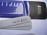 Пилочка минеральная  MeRTz(180*180) 6 ть пилок на деревянной основе, фото 2
