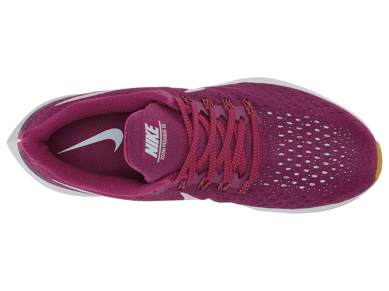 0b8719e90ae ... Кроссовки Кеды (Оригинал) Nike Air Zoom Pegasus 35 True Berry Plum Chalk  ...