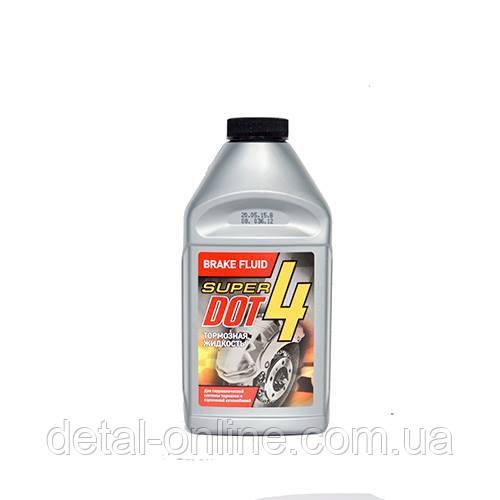 Тормозная жидкость ДОТ-4 Синтез-Пак (0,880кг)