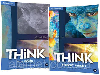 Английский язык / Think / Student's+Workbook. Учебник+Тетрадь (комплект), 1 / Cambridge