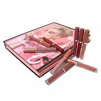 Набор жидких помад Victoria's Secret 58048 36 цветов, помада для губ, декоративная помада, косметика