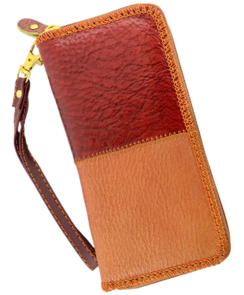 Женский бумажник TRAUM 7201-29, коричневый