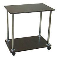 Столик для ноутбука Тавол Loco Венге Хром
