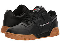 Кроссовки/Кеды Reebok Lifestyle Workout Plus Black/Carbon/Classic Red/Reebok Royal/Gum