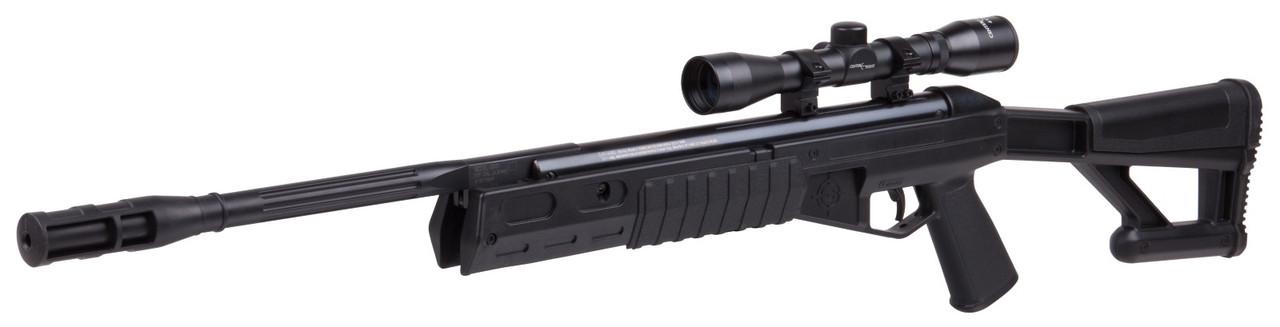 Пневматическая винтовка Crosman TR77 NPS с прицелом
