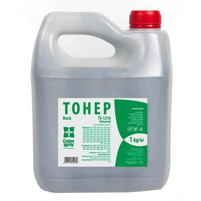 Тонер Colorway Samsung ML-1210 1кг bottle (TS-1210-1B)