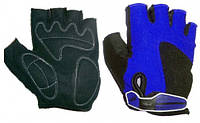 Перчатки без пальцев In Motion NC-1241-2010 синий XL