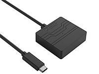 Конвертер ORICO SATA к USB3.1 Тип-C для жесткого диска  Черный