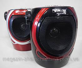 GOLON RX-678MIC радио