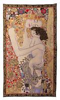 """Гобелен """"Три века женщины, Климт"""""""
