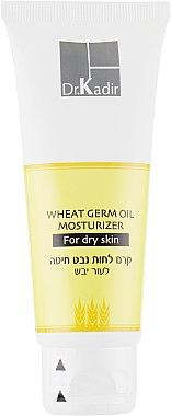 Увлажняющий крем с маслом зародышей пшеницы для сухой кожи, 75 мл