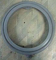 Резина (Манжета) люка для стиральной машины. СМА Ardo . Whirlpool  404002600.651008705 с соском внизу