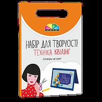 """Набор для создания открыток """"Веселые круги"""" РОСА, N000057"""