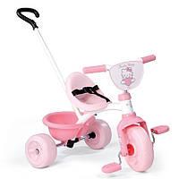Велосипед трехколесный Be Move Hello Kitty Smoby 444191, фото 1