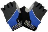 Перчатки без пальцев In Motion NC-1245-2010 синий S