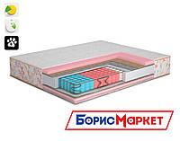 Матрас ортопедический Matroluxe Rose / Роуз двусторонний зима/лето