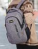 Рюкзак Chansin 25L, городской, школьный, для ноутбука (часы в подарок) - Фото