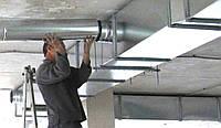 Монтаж систем вентиляции, фото 1