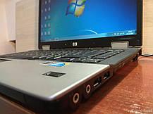 HP Elitebook 8530p / 15.4'' / 1280x800 TFT / Intel® Core™2 Duo P8600 (2 ядра по 2.40 GHz) / 4 GB DDR2 / 120 GB HDD / ATI Radeon HD 3650 (256 Mb, фото 2