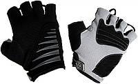 Перчатки без пальцев In Motion NC-1245-2010 черный S