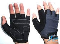 Перчатки без пальцев In Motion NC-1308-2010 черный M