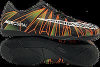 "Обувь для зала ""Бампы"" Nike MERCURIAL Cristiano Ronaldo 7 (p. 40-45) NEW Черн., фото 1"