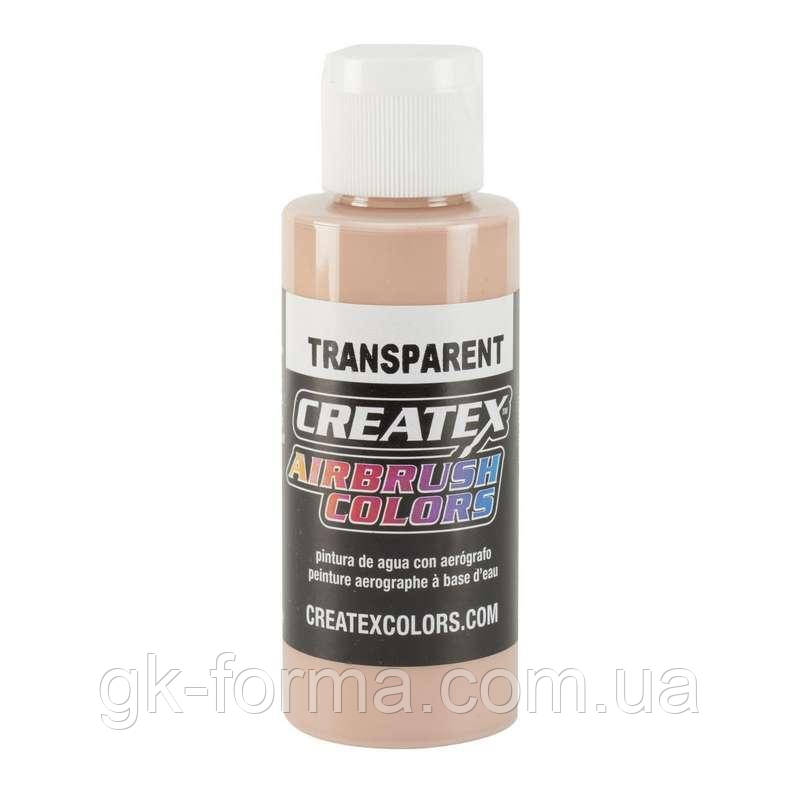 Краска для аэрографии Createx Colors - Transparent 5125 -Transparent Peach, 60 мл