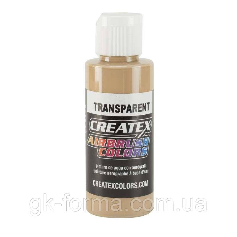 Краска для аэрографии Createx Colors - Transparent 5126 - Transparent Sand, 60 мл