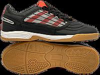 Футзалки Adidas Predator (р. 36-40) Черный/Красный, фото 1