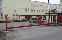 Промышленные откатные ворота (до 12 м)