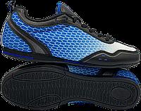 Футзалки DeMur (р. 36-41) Black-Blue
