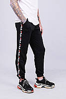 Утепленные спортивные штаны Fila