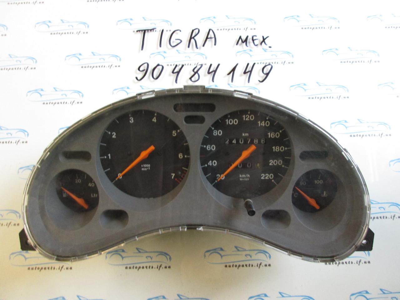 Панель приборов Опель Тигра, opel Tigra тросик 90484149